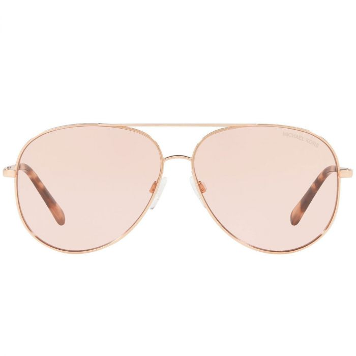 Michael Kors Kendall Pink Solid Women's Sunglasses MK5016 1026-5