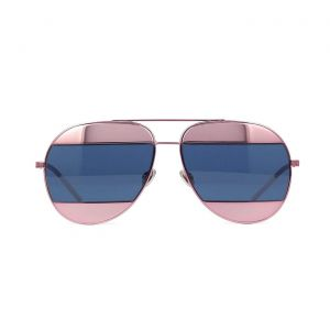 Dior Split Pink Blue Sunglasses 02T8F