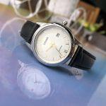 Citizen Corso Silver Dial Strap Eco Drive Women's Watch FE1086-04A
