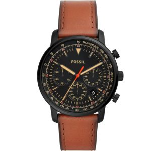 Fossil Goodwin Chronograph Luggage Men's Watch FS5501