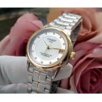 Tissot Powermatic 80 COSC Mother of Pearl Women's Watch T086.208.22.116.00
