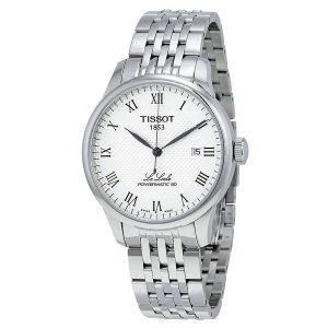 Tissot Le Locle Automatic Powermatic 80 White Dial Men's Watch T006.407.11.033.00