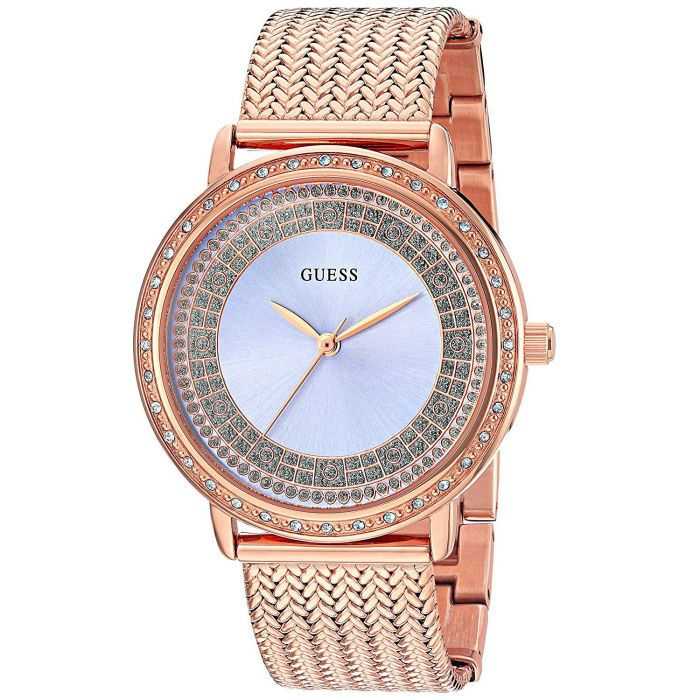 Guess Dressy Willow Rose Gold Tone Women's Watch U0836L1
