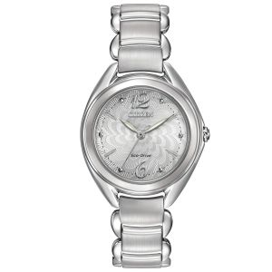 Citizen Sihouette Stainless Steel Women's Watch FE2070-84A