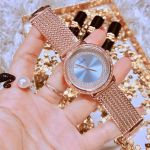 Guess Dressy Willow Rose Gold Tone Women's Watch U0836L1