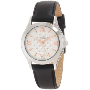 Caravelle by Bulova Rose Gold Dial Markers Women's Watch 43L142