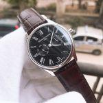 Frederique Constant Classics Black Dial Day Date Swiss Quartz Men's Watch FC-259BR5B6-DBR