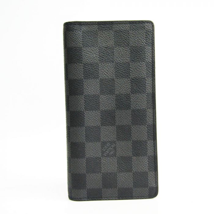 Louis Vuitton Brazzar Damier Graphite N62227