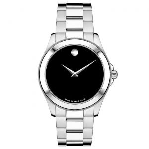 Movado Junior Sport Stainless Steel Men's Watch 0605746