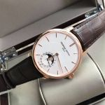 Frederique Constant Slim Line Moonphase In-house Men's Watch FC-705V4S4