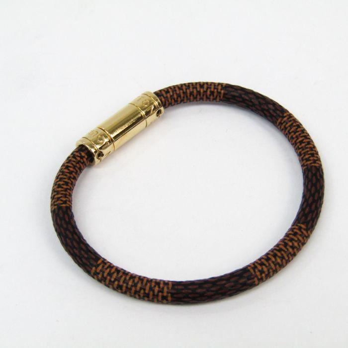 Louis Vuitton Keep It Bracelet Damier M6139F
