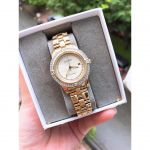 Citizen Eco-Drive Silhouette Crystal with Date Women's Watch FE1152-52P