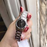 Movado Military Stainless Steel Women's Watch 0605870