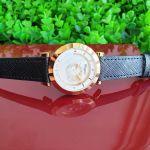 Salvatore Ferragamo Diamond Minuetto Mother Of Pearl Women's Watch FQ4060013
