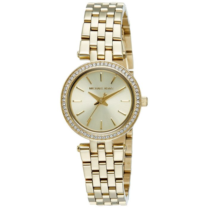 Michael Kors Petite Darci Champagne Gold Women's Watch MK3295