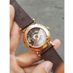 Tissot Everytime Swissmatic Brown Leather Men's Watch T109.407.36.031.00