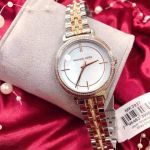 Michael Kors Cinthia Crystal Mother of Pearl Women's Watch MK3927