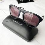 Calvin Klein Oval Men's Sunglasses Navy CK4320S 54mm