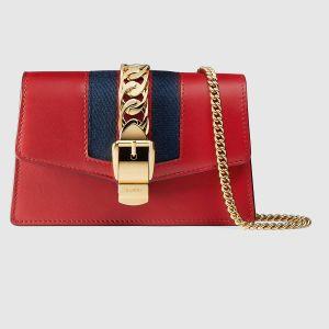Gucci Sylvie Super 494646 CWLSG Size 17