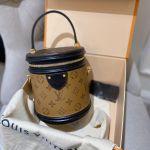 Louis Vuitton Cannes Monogram Màu Nâu M43986