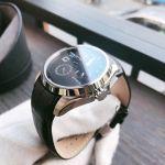 Tissot Couturier Automatic Mặt Tròn Dây Da Màu Đen Lịch Ngày T035.428.16.051.00