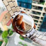 Tissot PR 100 COSC Mặt Tròn Màu Đen Dây Kim Loại Màu Bạc Lịch Ngày T101.451.11.051.00