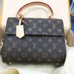 Louis Vuitton Cluny BB Màu Nâu M44863