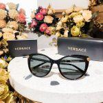 Versace V-rock Gọng Tròn Màu Đen VE4364