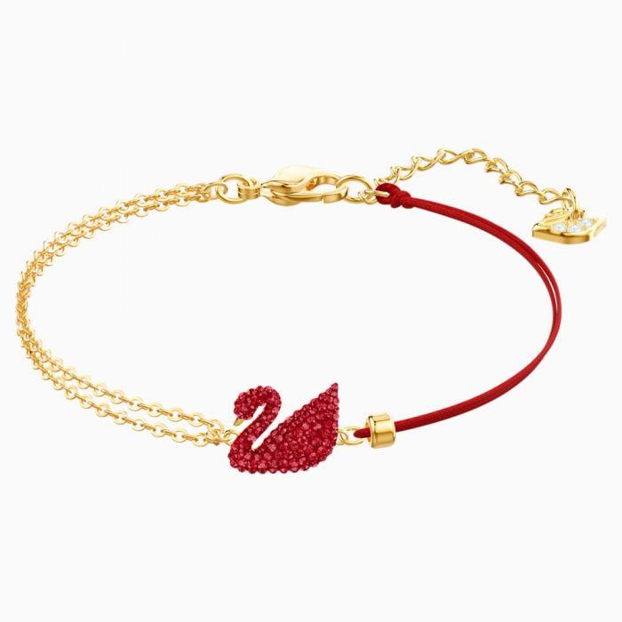 Swarovski Iconic Thiên Nga Màu Đỏ 5465403
