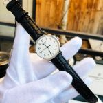 Tissot T-Classic Everytime Mặt Tròn Màu Bạc Dây Da Màu Đen T109.410.16.032.00