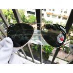 Ray-ban Aviator Polarized Lense Xanh Gọng Vàng RB3025 001/58 62-14