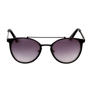 Kenneth Cole Gradient Gọng Đen Lens Khói KC13155102B