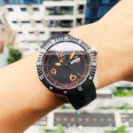Tissot T-Navigator Automatic Mặt Tròn Dây Cao Su Màu Đen Lịch Ngày Thứ T062.430.17.057.01