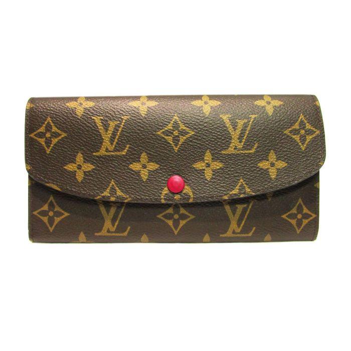 Louis Vuitton Emilie Wallet Màu Nâu M60697