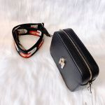 Furla Sleek Crossbody Màu Đen Nero Size 20 1057279