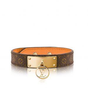 Louis Vuitton Logomania Màu Nâu M4150F