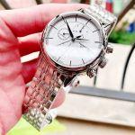 Tissot Carson Chronograph Automatic Mặt Tròn Dây Kim Loại Màu Bạc Lịch Ngày T085.427.11.011.00
