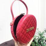 Moschino Love Crossbody Hình Tròn Màu Đỏ JC4065PP18LA0500