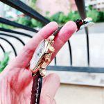 Longines Master Collection Automatic Mặt Tròn Màu Bạc Dây Da Màu Nâu Lịch Ngày L2.669.8.78.3