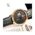 Orient Classic Mặt Tròn Dây Da Màu Đen RA-AR0103B