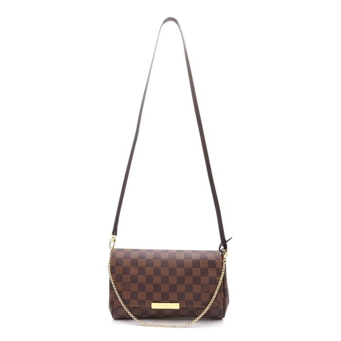 Louis Vuitton Favorite Damier MM Màu Nâu N41129