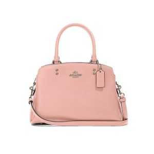 Coach Lillie Carryall Màu Hồng Light Blush Size 26