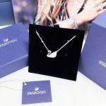 Swarovski Iconic Màu Bạc Thiên Nga Ngọc Trai 5416605