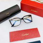 Cartier Lense Vuông Gọng Vàng CT0033O  001