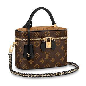 Louis Vuitton Vanity PM Monogram Màu Nâu M45165