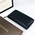 Gucci GG Sima Dáng Dài Màu Đen 391465 BMJ1N