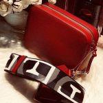 Furla Brava Crossbody Màu Đỏ Ciliegia D 1027912 Size 20