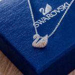 Swarovski Iconic Màu Bạc Thiên Nga Demi To 5215038
