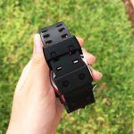 Casio G-Shock Dây Nhựa Màu Đen GA700-1ADR