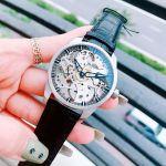 Tissot T-Complication Squelette Automatic Lộ Máy Dây Da T070.405.16.411.00